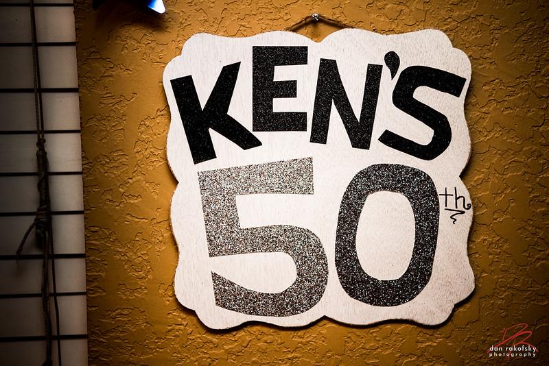 Kenny Hall for a Half Century
