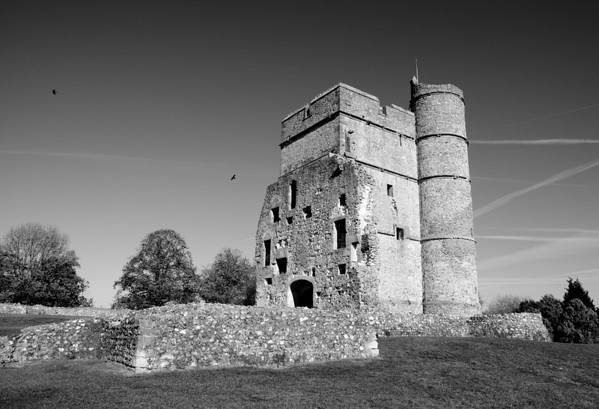 Donnington Castle October 2011