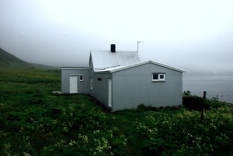 Hornvík. Frímannshús. 2011.