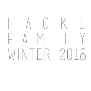 Hackl Family Winter 2018