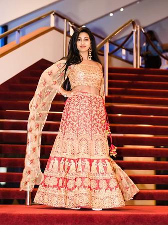 ViBha's fashion show at APTA National Convention 2018!!