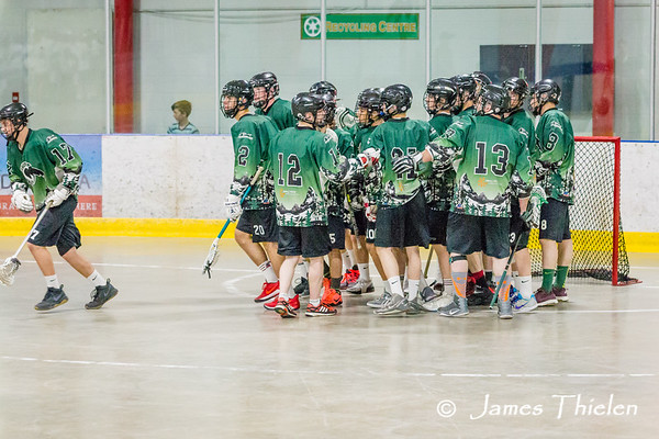 Game, June 16, 2017, Okotoks Marauders vs Manitoba Blizzard