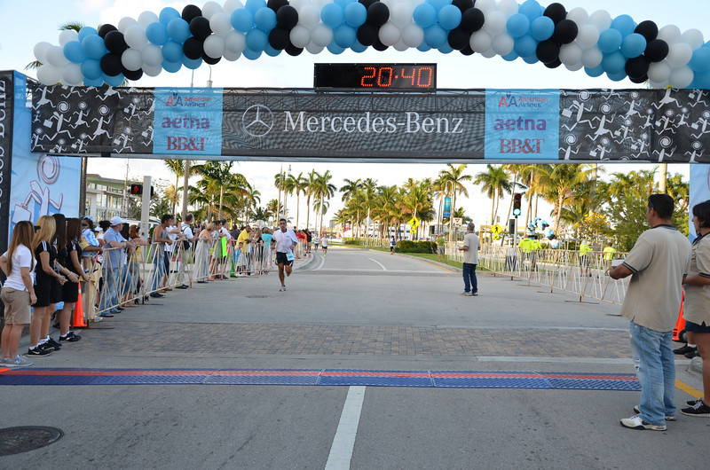 West Palm Beach - Mercedes-Benz Corporate Run 2013