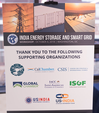 USTDA - India Energy Storage and Smart Grid Workshop