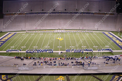 TOB Halftime Formations -11/2/02
