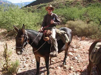 2009_09_08 - Grand Canyon Mule Trek 2
