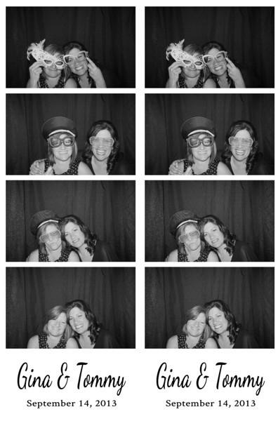 Gina & Tommy September 14, 2013