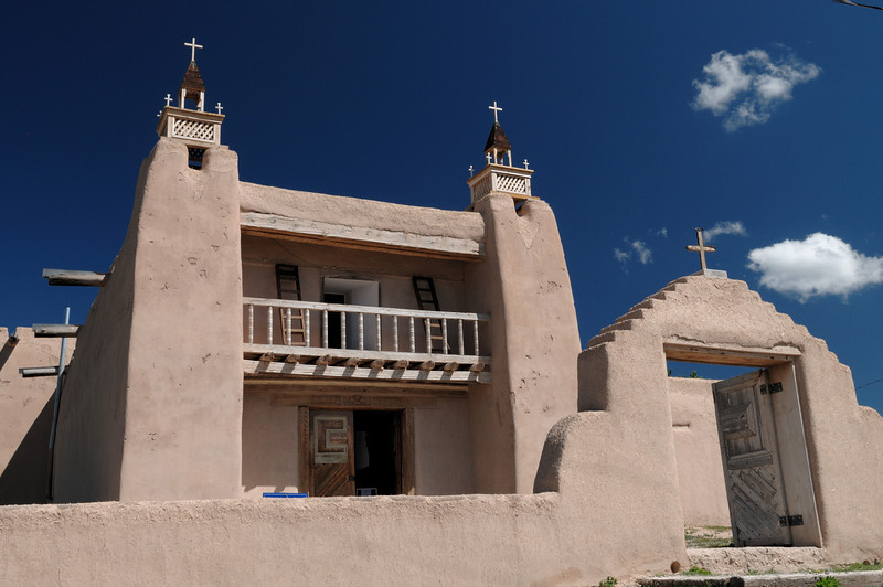Santa Fe, New Mexico: our September 2010 trip.
