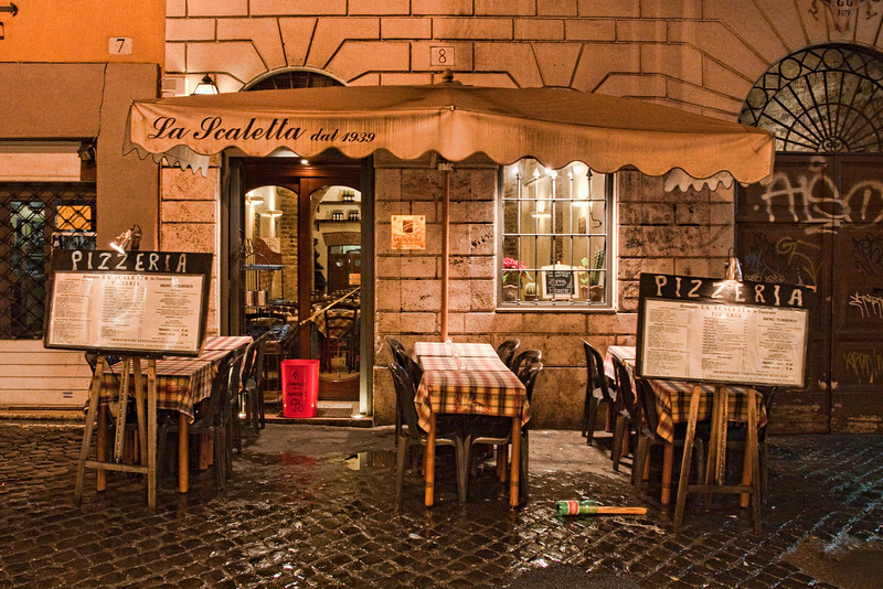La Scaletta Pizzeria