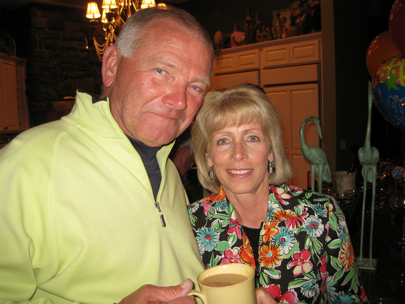 Mike and Denise Schlitt - Mike is my photography mentor and coach