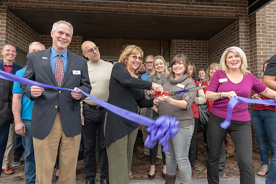 Triple Ribbon Cutting Event