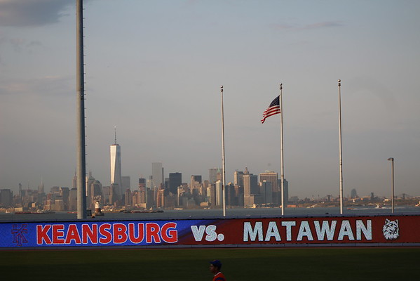 MRHS vs Keansburg - SI Yankees Stadium