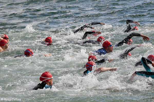 NZ Ocean Swim Series 2011