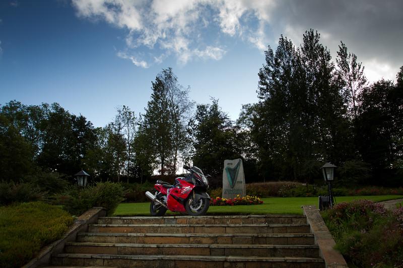 23. Roscommon The O'Carolan heritage park @ Keadue