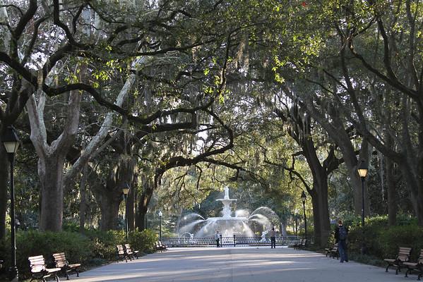 Savannah, GA January 2012