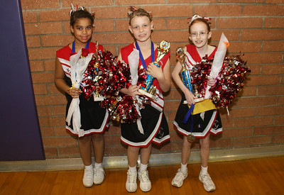 THE YOUNG CHAMPIONS OF AZ CHEER