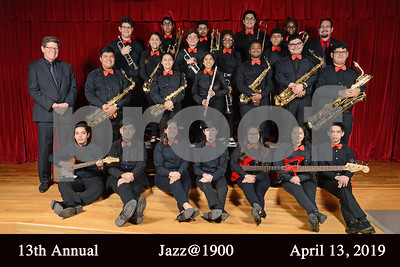 Jazz@1900 4-13-19