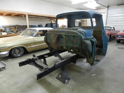 1957 Chevrolet Pickup - Justin Adams