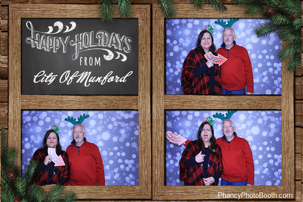 City of Munford Holiday Party