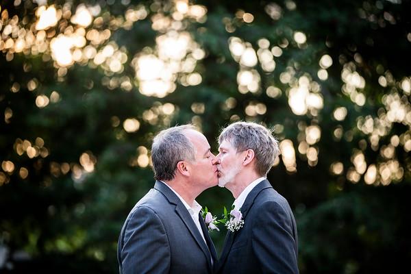 David + Glenn: Ceremony