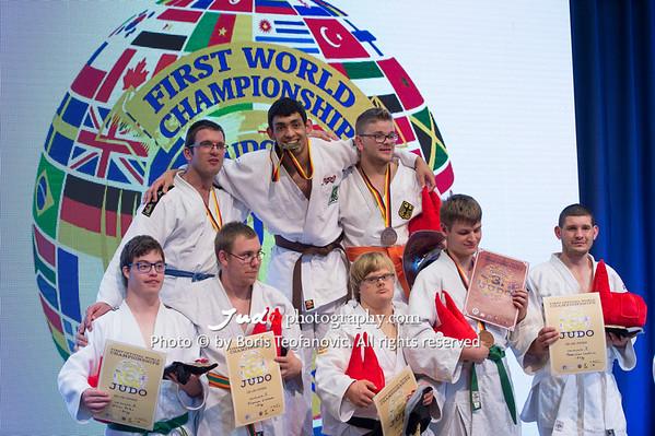 First World Championships ID-Judo G-Judo