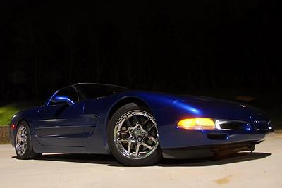 2002 ProCharged C5 Corvette - 700bhp
