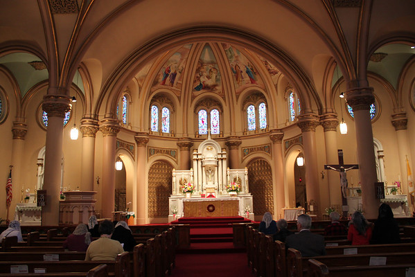 Traditional Latin High Mass: Feast of the Exaltation of the Cross (Sept. 14, 2013)