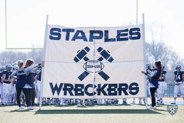 2016 Season Staples Football