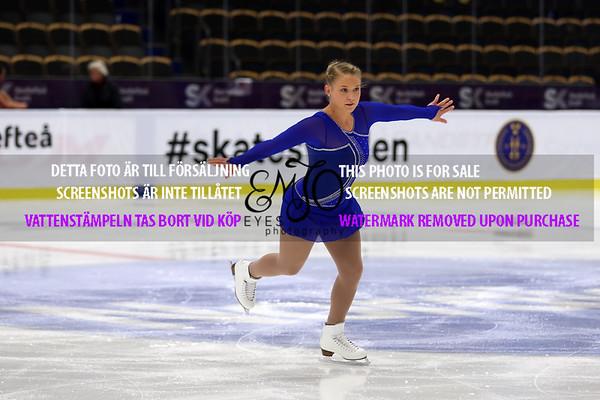 Elina Hagberg SP SM 2017/18