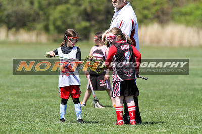 04/29/2012 (2nd Grade Girls) Smithtown Red vs. Connetquot Red