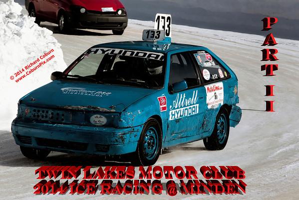 PT II 2014 Ice Race Twin Lakes Motor Club