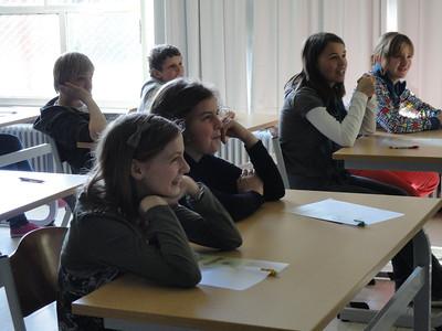 6de leerjaar - op bezoek in Oosterwijk