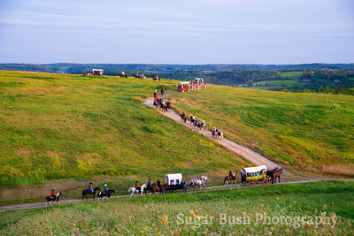 Mount Eaton Benefit Wagon Train Event