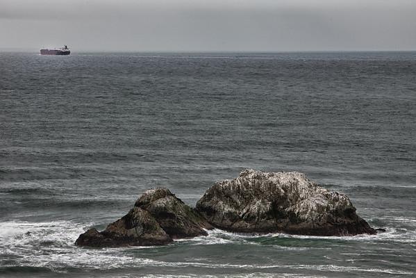 Point Lobos and Embarcadero Plaza
