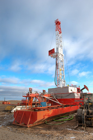 Betts Drilling Rig 1
