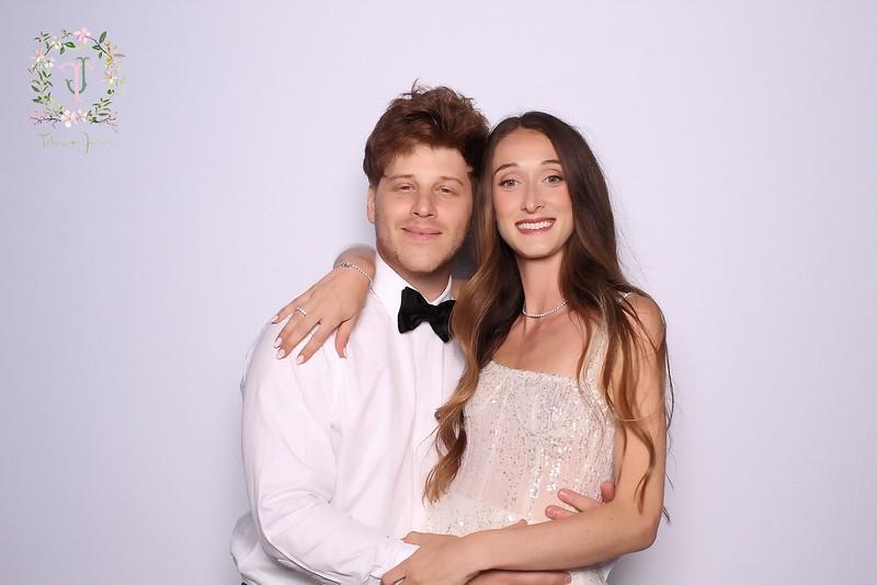 Talia and Josh (SkinGlow Booth)