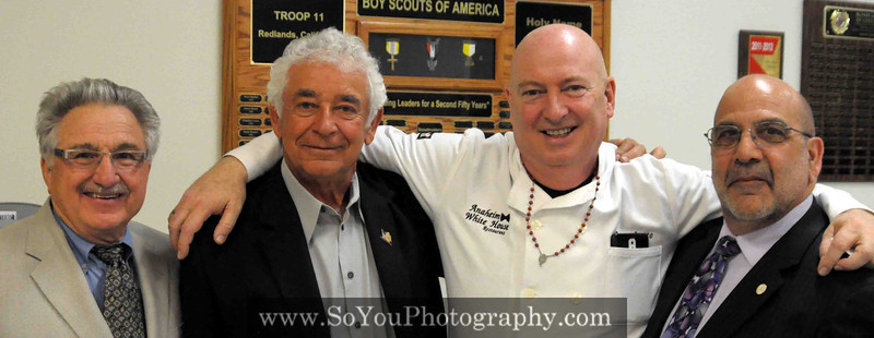 2014-03-19, I.C.F. District Mtg with Chef Bruno Serato of the White House Restaurant