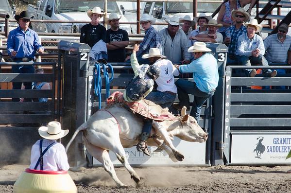 Glennville Rodeo 2014