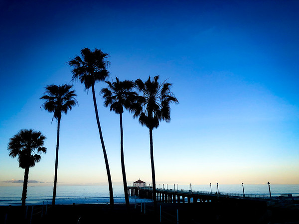 """Good Morning, Manhattan Beach"""