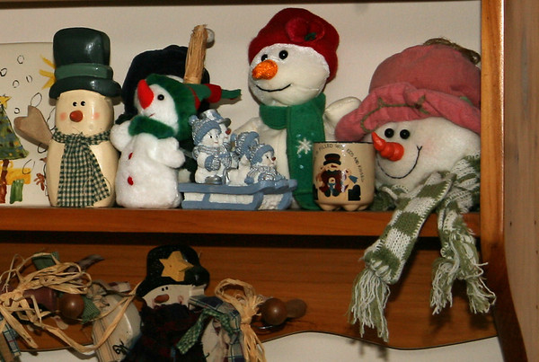 The Great Wareham Snowman Collection