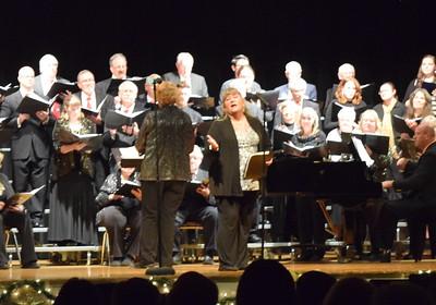 Windsong, Centennial State Chorus 'Christmas Celebration'