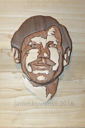 My Wood Protrait