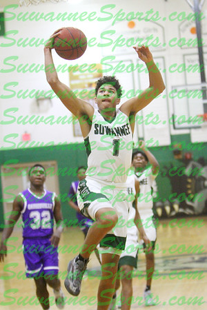 Suwannee High Basketball - 2019-20