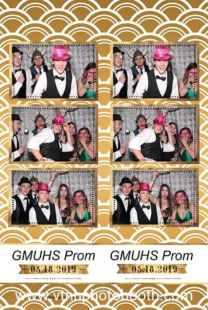 Photo Strips - 5/18/19 - GMUHS Prom