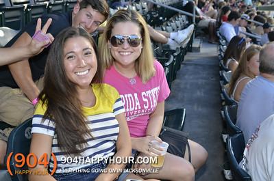 Thirsty Thursdays @ Suns Game - 7.17.14