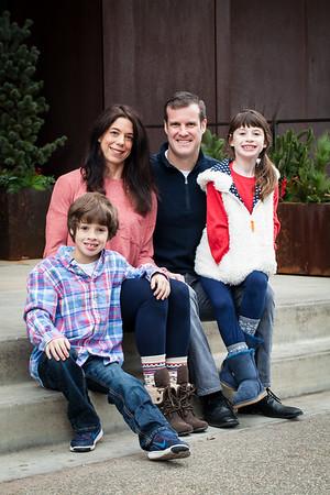 Dovenberg Family Holiday 2015