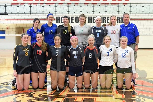 District 16 Senior Showcase & All-Star Match 2016