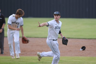 Howe sweeps Whitewright in doubleheader, 4/27/2021