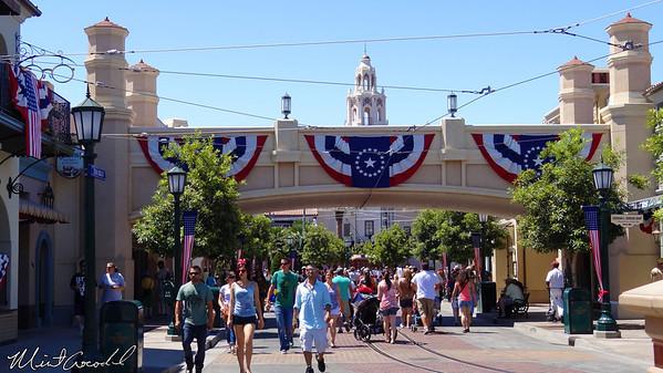 Disneyland Resort 6/28/13
