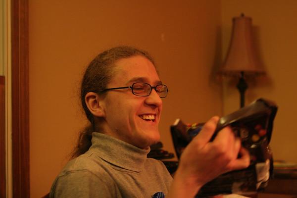 2007 James' 17th birthday (March 21, 2007)